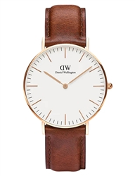 Daniel Wellington Rose Gold Classic St Mawes 36mm