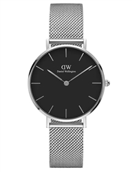 Daniel Wellington Silver Petite Sterling 32mm