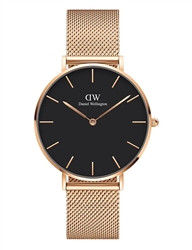 Daniel Wellington Rose Gold Petite Melrose 36mm