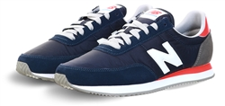 New Balance Navy/Red Pigment With Neo Flame