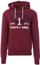 Superdry Deep Port Vintage Applique Hoodie