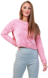 Only Pink Knitted Pullover