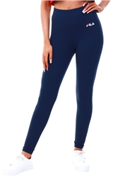 Fila Peacoat Rathi  Branded Leggings