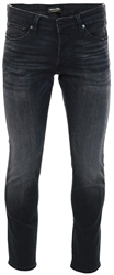 Jack & Jones Blue / Black Denim Glenn Icon 557 50sps Slim Fit Jeans