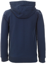 Tommy Jeans Twilight Navy Essential Logo Pure Cotton Hoody