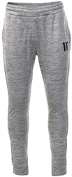 11degrees Concrete Marl Poly Track Pants