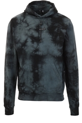 Goodfornothing Black Ink Tie Dye Hoodie