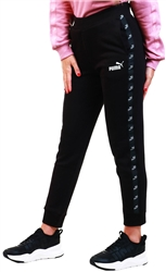 Puma Black Amplified Women's Sweatpants