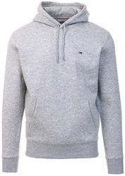Tommy Jeans Lt Grey Heather Regular Fleece Hoodie