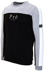 Pre London Black/Grey Marl Altura Sweat