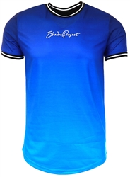 Blue Two-Toned T-Shirt by Shadow Project