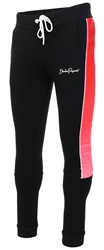 Shadow Project Black/Red Slim Fit Joggers