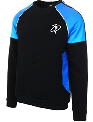 Shadow Project Black/Blue Viper Sweater