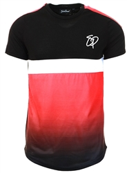 Shadow Project Black/White /Red Dowtown T-Shirt