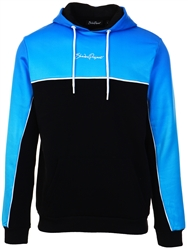 Shadow Project Blue / Black Compact Hoodie