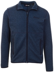 Berghaus Dark Blue Jenton Fleece Jacket