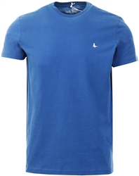 Jack Wills Deep Blue Sandleford T-Shirt