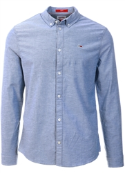 Tommy Jeans Twilight Navy Oxford Shirt