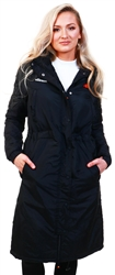 Ellesse Black Munida Padded Jacket