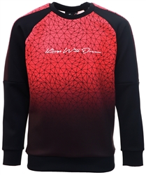 Kings Will Dream Black/Red Consells Sweat