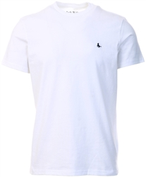Jack Wills White Sandleford T-Shirt
