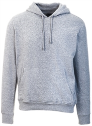 Brave Soul Light Grey Marl Basic Hoodie