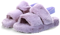 No Doubt Lilac Snug Sliders
