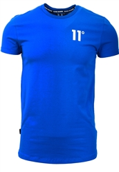 11degrees Blue Core T-Shirt