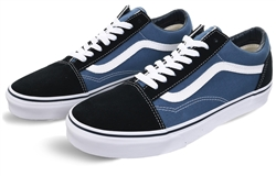 Vans Steve Navy Classic Old Skool Shoes