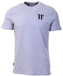 11degrees Evening Haze Lilac Core Tee