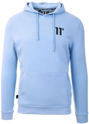 11degrees Coast Blue Core Pullover Hoodie