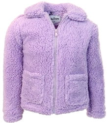 Ruby Tuesday Lilac Junior Heavenly Shaggy Fleece