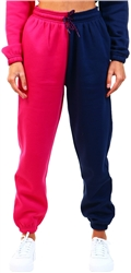 Cutie London Pink/Navy Two Tone Jogger