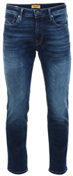 Jack & Jones Blue / Blue Denim Clark Original Jos 278 Regular Fit Jeans