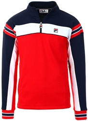 Fila Haakon Colour Block Track Jacket
