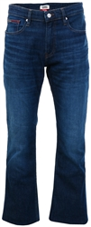 Tommy Jeans Atlanta Dark Blue Ryan Bootcut Stretch Jeans