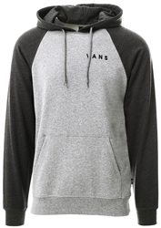 Vans Cement Athletic Raglan Hoodie