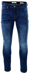 Guess Blue Super Skinny Fit Denim Pant