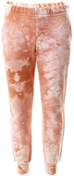 Urban Bliss Pink Junior Tie Dye Jogger