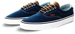 Vans Dress Blues/Acid Denim C&L Era 59 Shoes