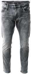 Gstar Faded Seal Grey Revend Skinny Jeans