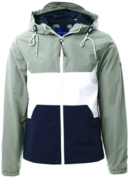 Jack & Jones Green / Sea Spray Reinforced Lightweight Jacket