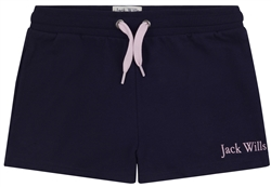 Jack Wills Navy Blazer Junior Script Logo Shorts