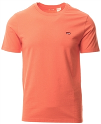 Levi's® Coral Quartz - Orange Original Housemark Tee