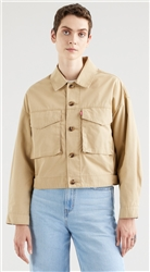 Levi's® Loose Utility Trucker Jacket