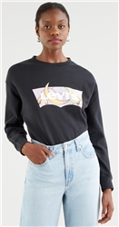 Levi's® Standard Graphic Crew Neck Sweatshirt