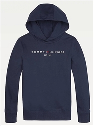 Tommy Jeans Twilight Navy Essential 1985 Logo Hoody