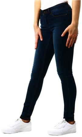 Only Medium Bule Denim Skinny Regular Jean Pim201  - Click to view a larger image