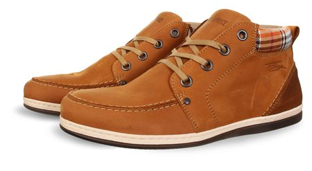 the best attitude 5f627 2d4b6 Tan Hastings Mid Lace Up Shoe - 7
