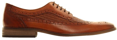 Base London Tan Shoe  - Click to view a larger image